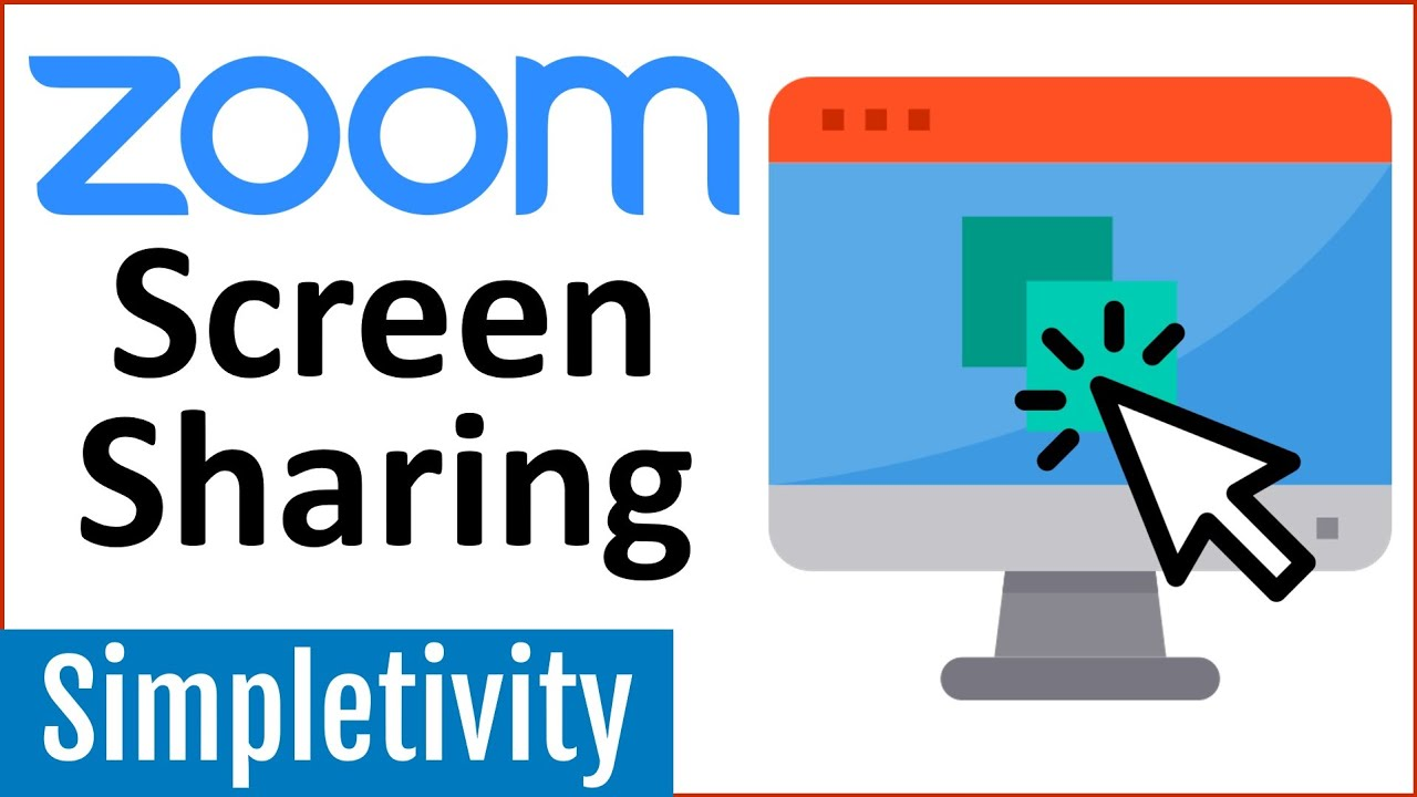 Zoom Screen Share Tips